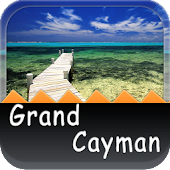 Grand Cayman Offline Map Guide
