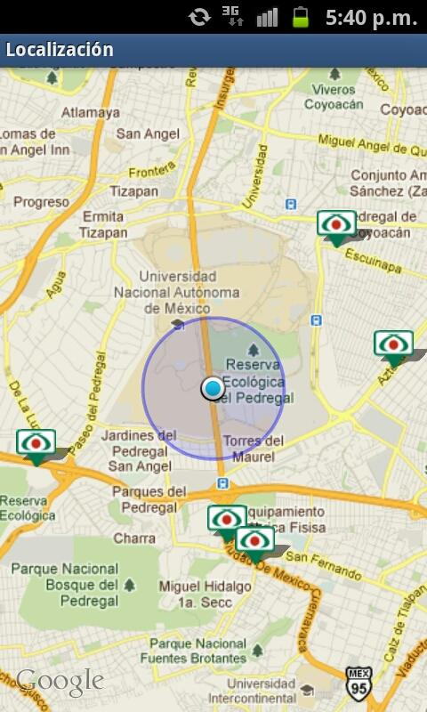 Banco Azteca Localización - screenshot
