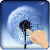 Magic Neo Wave Dandelion LWP APK for Lenovo