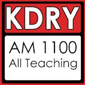 Christian Radio KDRY AM 1100