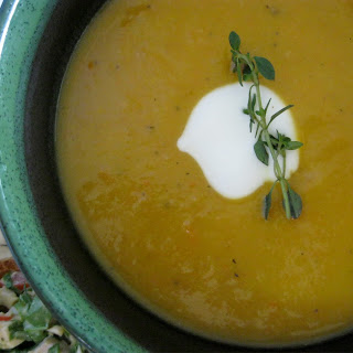 First Fall Soup Recipe