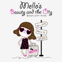 멜로의 뷰티앤더 시티 락커 logo