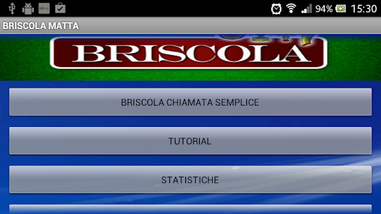 Briscola Chiamata - screenshot thumbnail
