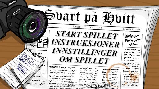 Svart på hvitt - MortenHillbom