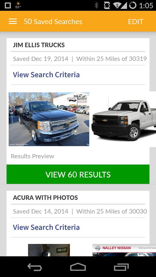 AutoTrader - Cars For Sale - screenshot