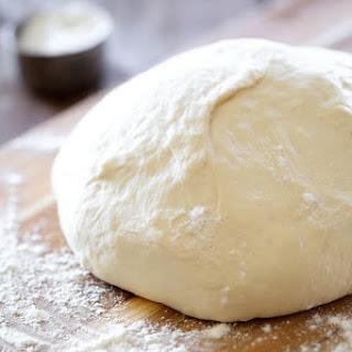 The Perfect Pizza Dough