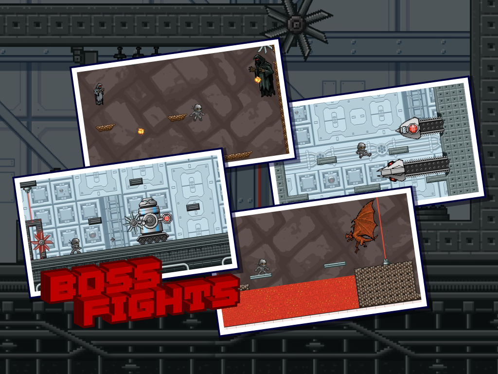 Epic Ninja - 2D Platformer - screenshot