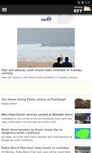 KHON2 Hawaii's News Leader - screenshot thumbnail