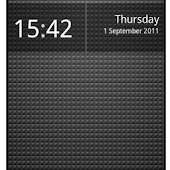 Simple Clock Widget