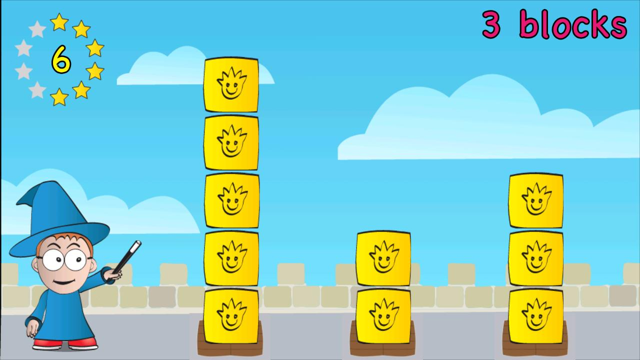 Zeebos Preschool Learning Game - screenshot