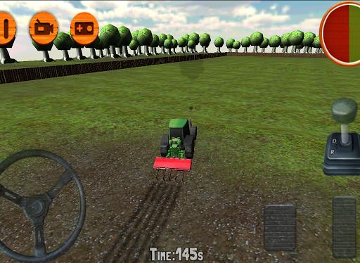 3D Tractor Simulator Farm Game 1.0 screenshots 7