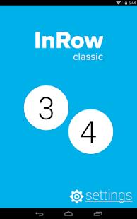 InRow classic screenshot