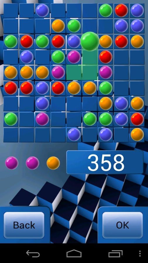 Balls and Lines - screenshot