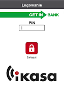 Screenshot of iKASA Getin Bank