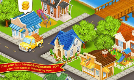 Farm Town:Happy City Day Story 1.64 screenshot 206208