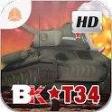 BATTLE KILLER TANK 34 3DHD