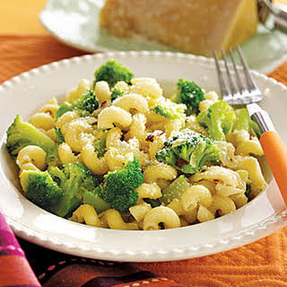 Spicy Cavatelli with Broccoli.