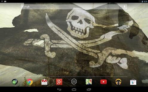 海盜旗動態壁紙