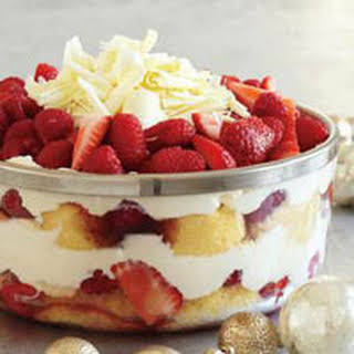 Merry Berry Trifle.