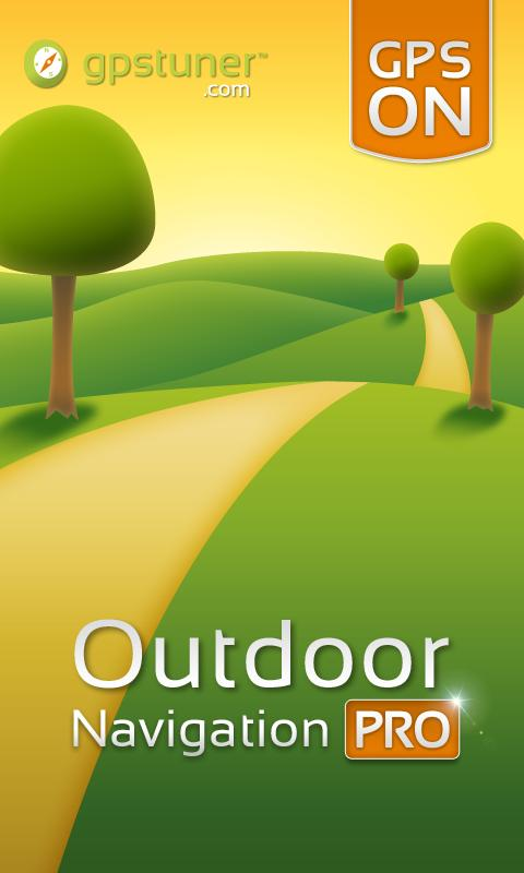 Outdoor Navigation Pro- screenshot