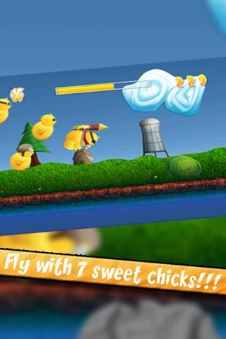 Flying Chicks - screenshot