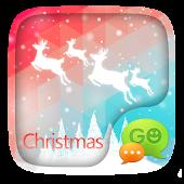 GO SMS CHRISTMAS THEME