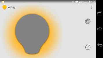 Screenshot of Wakey: keep your screen awake