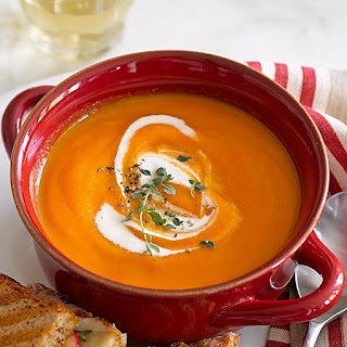 Simple Carrot Soup