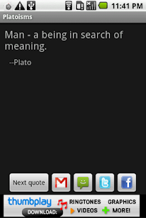Platoisms - screenshot thumbnail