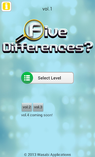 Five Differences? vol.1 1.0.6 Windows u7528 4