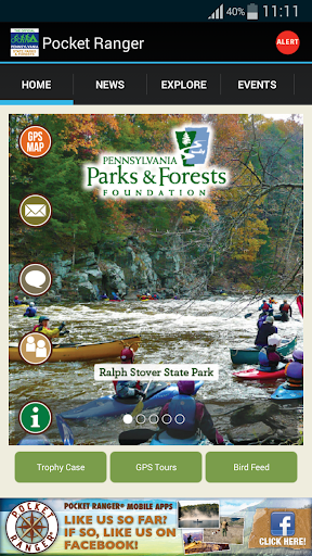 PA State Parks Guide  screenshots 2