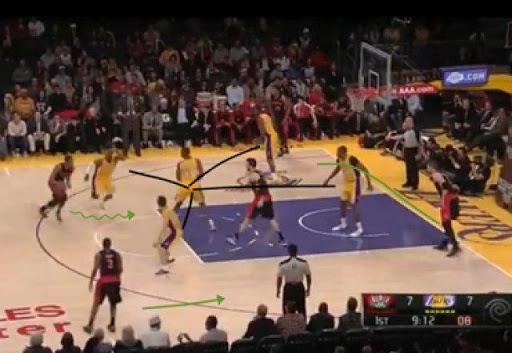 Basketbol Özel Taktik Levhası