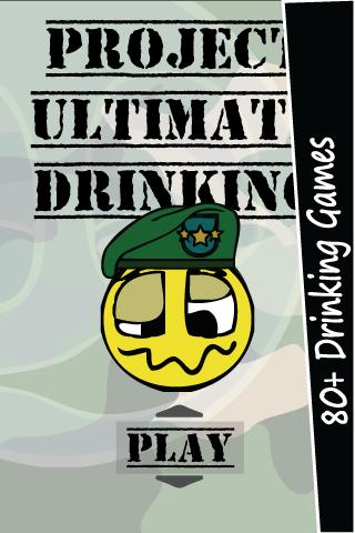 Project Ultimate Drinking Game - screenshot