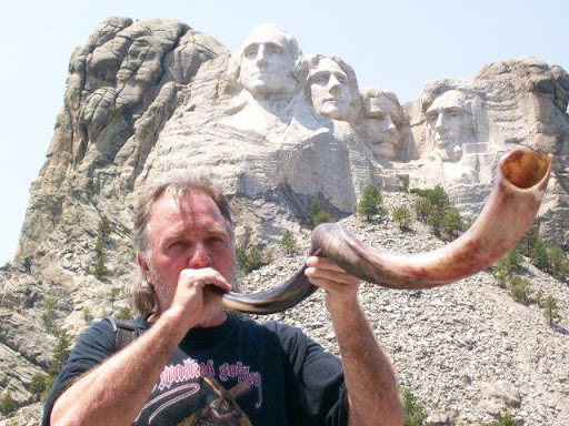 The Shofar Man