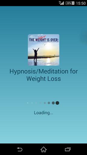 Hypnosis Meditation Weigh Loss