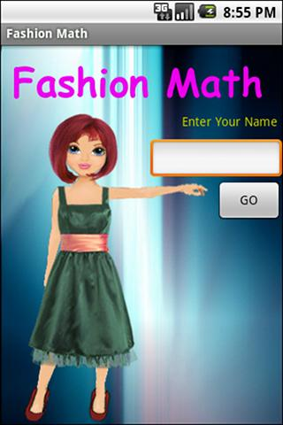 Fashion Math - screenshot