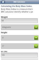 Screenshot of All inone Calculator Converter