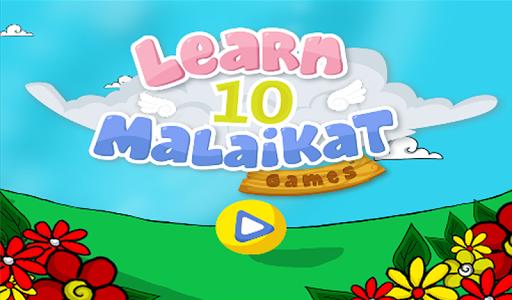 Learn 10 Malaikat Games