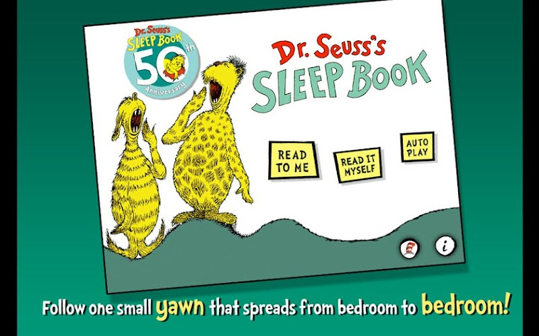 Dr. Seuss's Sleep Book Screenshot