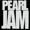 Pearl Jam lyrics logo