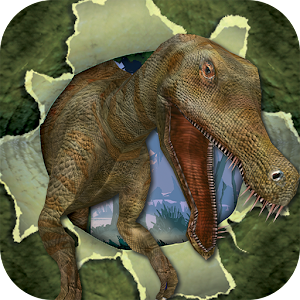 Virtual Pet Dino: Spinosaurus APK