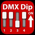 DMX Dip logo