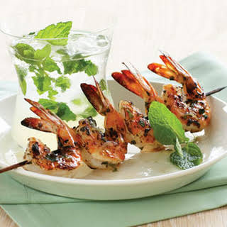 Mojito Shrimp.