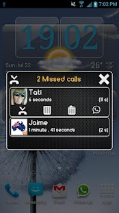 + Super Missed Call - screenshot thumbnail