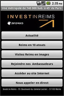 Invest in Reims- screenshot thumbnail