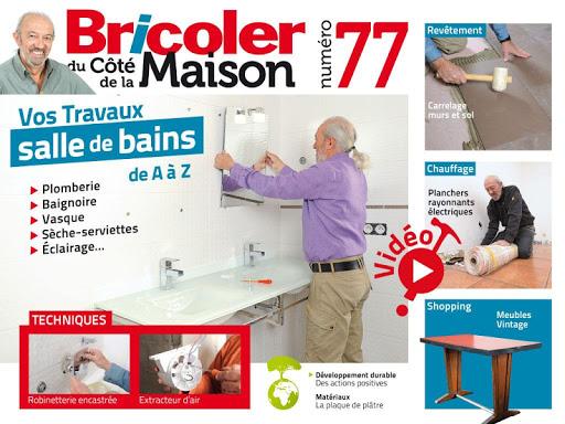 Bricoler Côté Maison