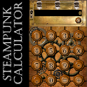 Steampunk Calculator logo