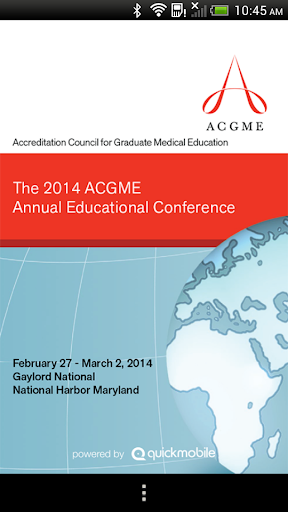 ACGME AEC 2014