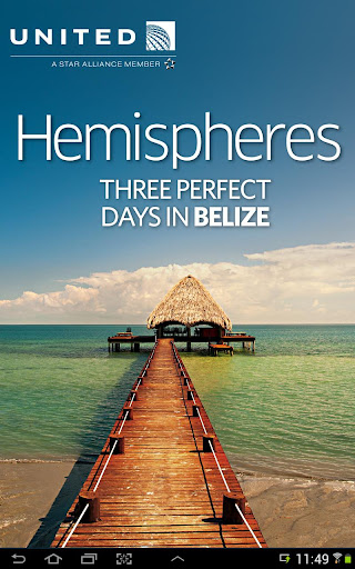 United Hemispheres Magazine
