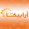 ArabikaFM live arabic radio icon